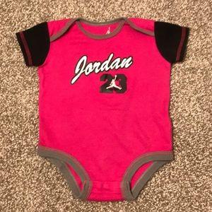 Jordan Onesie 6-9 Months